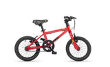 g 43 red lightweight kids bike with free £20 gift voucher