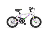 g 43 spotty lightweight kids bike with free £20 gift voucher