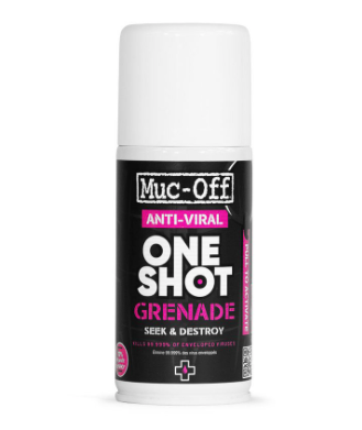 Muc Off One Shot Anti Bac Grenade
