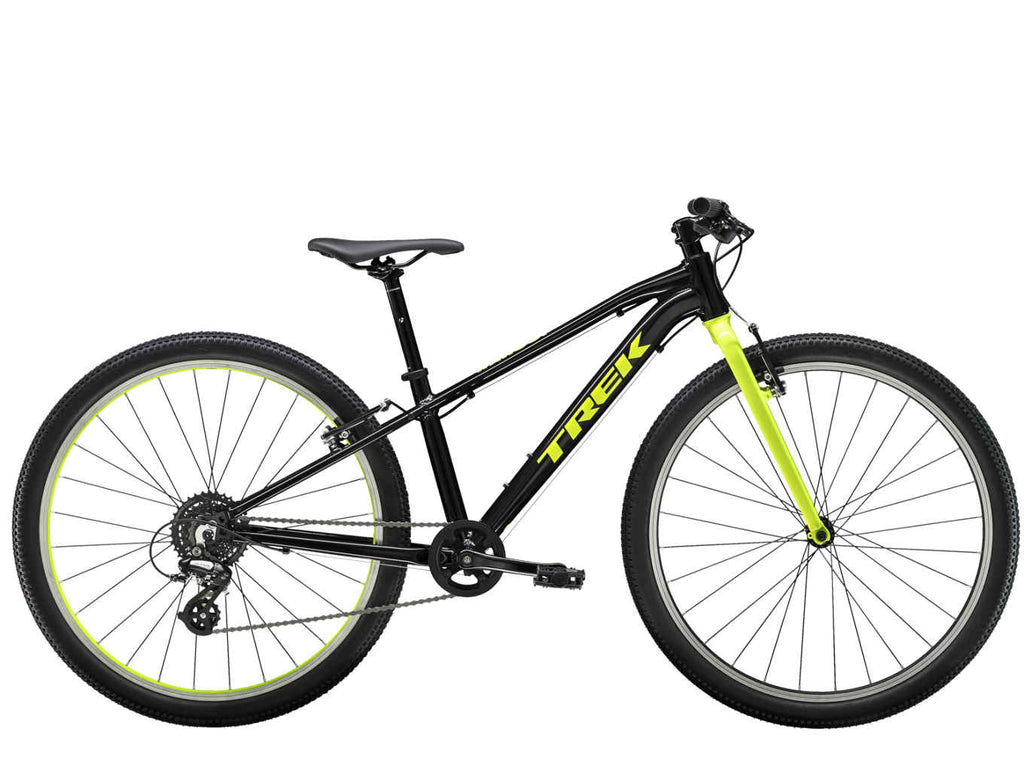 "All Ride Now Trek Wahoo 26"" available in all sizes and colours. Lightweight kids bike."
