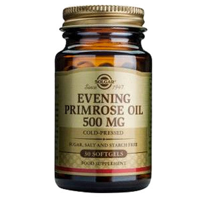 Evening Primrose Oil 1300mg (30 Cápsulas) - Embranco