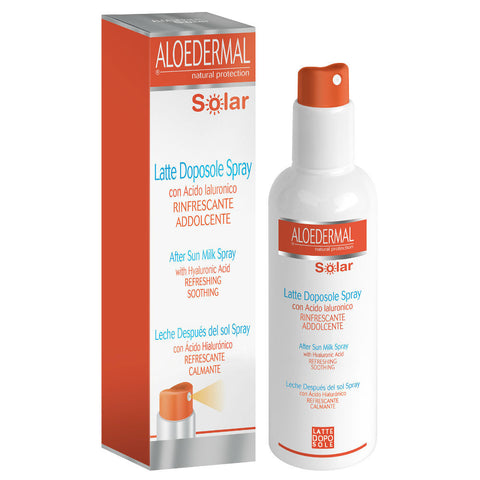 Aloedermal Leite After Sun