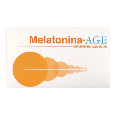 Melatonina - AGE (40 comprimidos) - Embranco