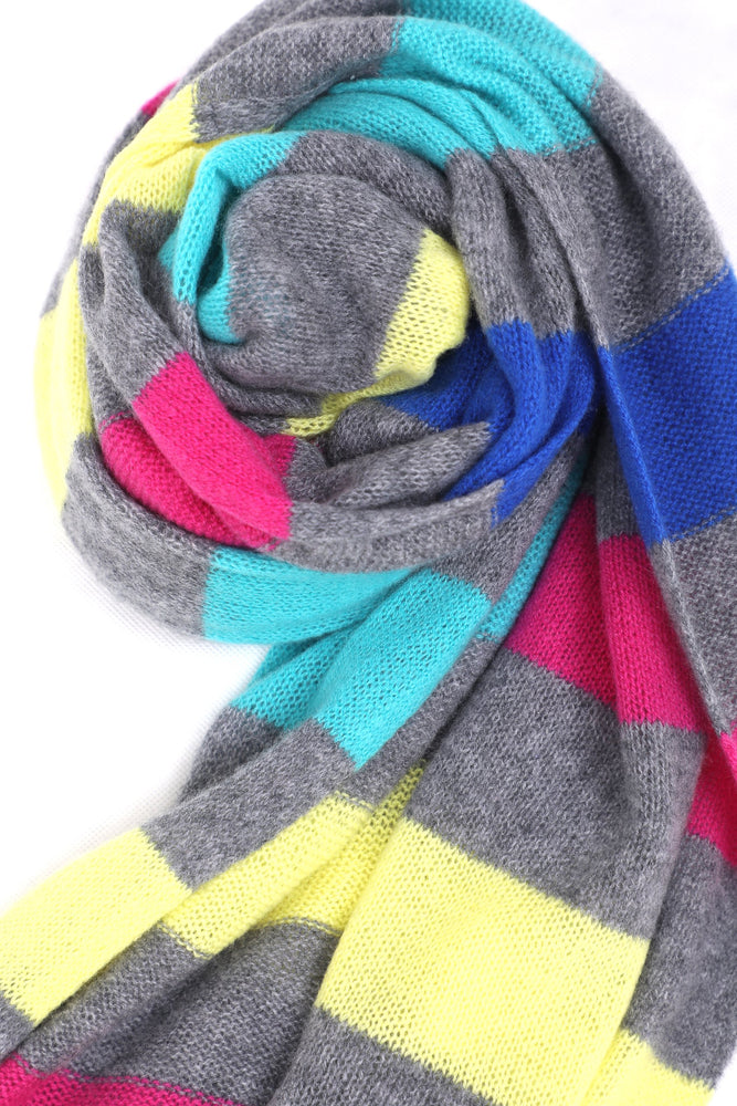 Sustainable Cashmere Lofty Scarf - Dongli Cashmere