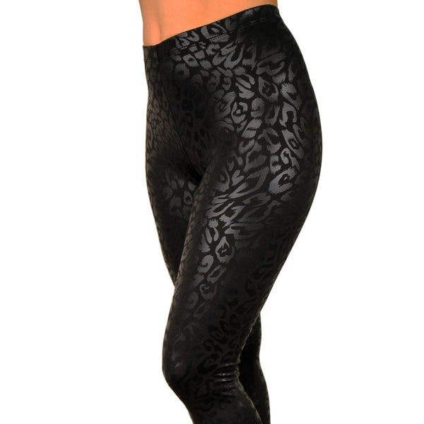 'Fierce Cheetah' High waist leggings