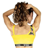'Mystique' Sports bra black