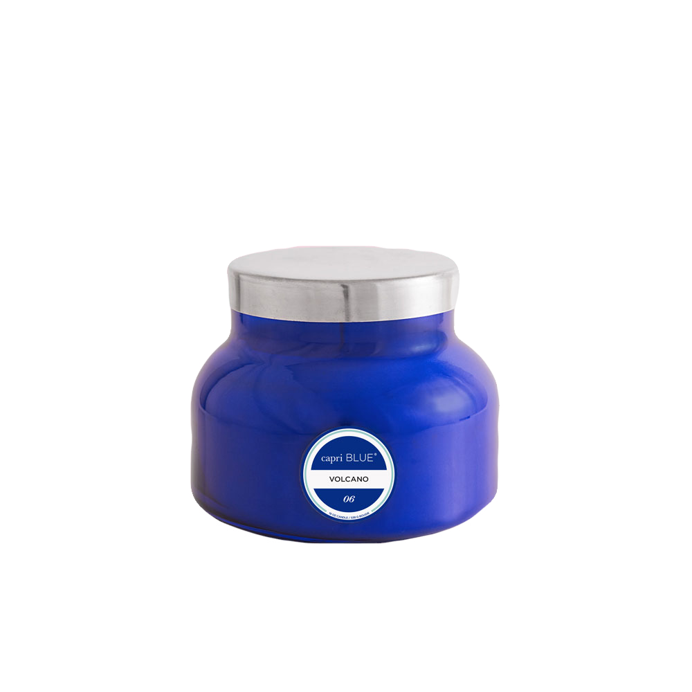Capri Blue Signature Blue Jar 19 oz - Volcano