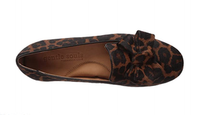 Gentle Souls Eugene Ribbon Loafer - Brown Multi Haircalf