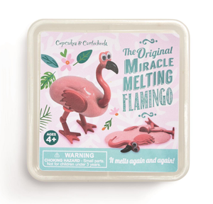 Two's Company Miracle Melting Flamingo