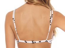 Load image into Gallery viewer, Dolce Vita Leopard Print Double Strap Triangle Top