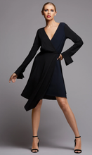Load image into Gallery viewer, Bailey 44 Marilyn Dress - Black/Navy