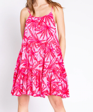 Load image into Gallery viewer, Dotti Paradise Palms Tunic Coverup