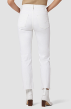 Load image into Gallery viewer, Hudson Remi High-Rise Straight Crop Jeans - Worn In