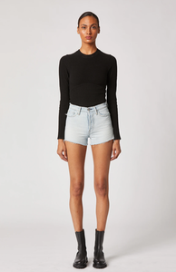 Hudson Cara High-Rise Shorts - Outnumbered