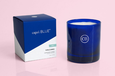 Capri Blue Boxed 8oz Tumbler Candle - Volcano