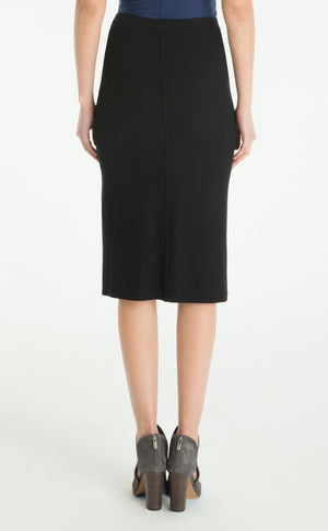 Double Layer Pencil Skirt