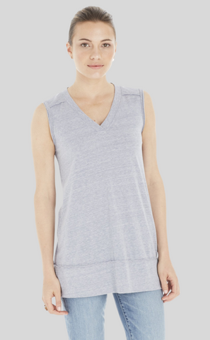 Strappy Asymmetrical Tunic