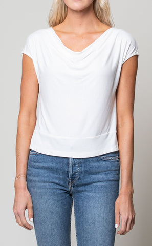 Scoop Neck Top