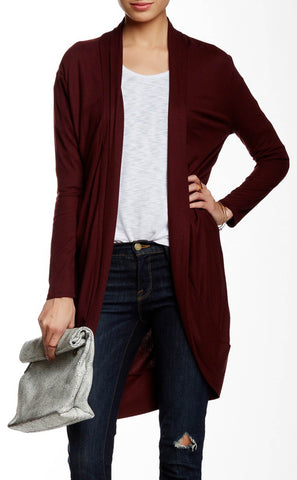 Cowl Neck Sweater Dolman