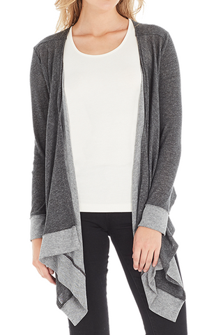 Boyfriend Duster Cardigan