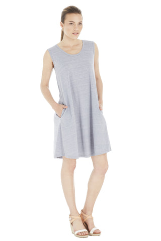 Tank Flare Dress W/ Pockets (more colors available)