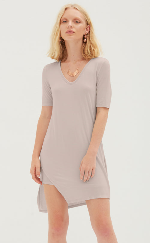 Easy Double Layer Dress