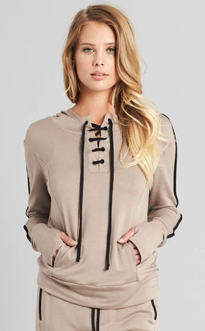 3/4 Sleeve Double Layered Top