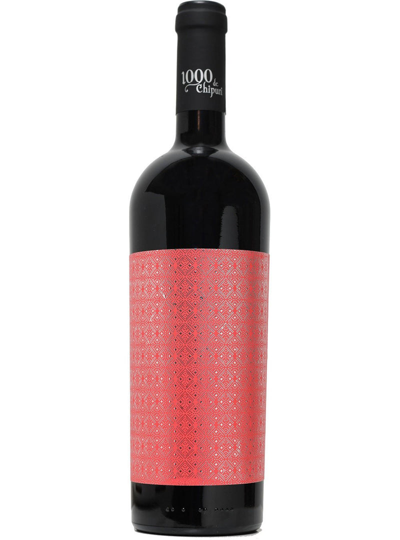 Vin rosu IE De Fintesti - Shiraz 2014, 1000 de Chipuri 750ml