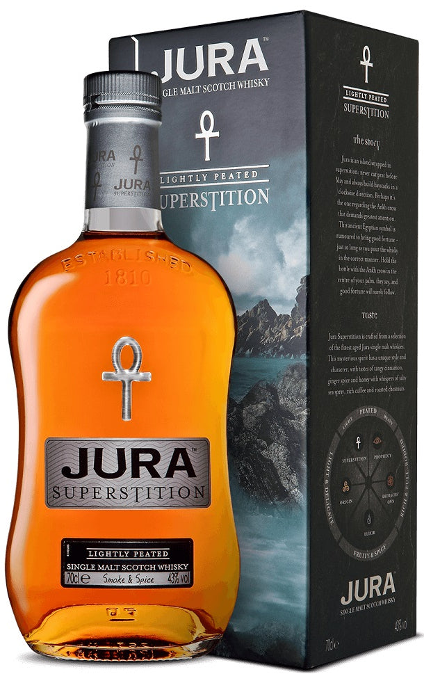 Whisky Isle of Jura Superstition, 700ml