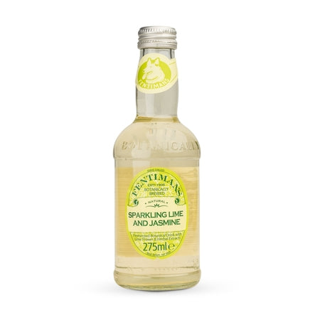 Limonada cu Lime si Iasomie Fentimans Sparkling Lime & Jasmine 275ml