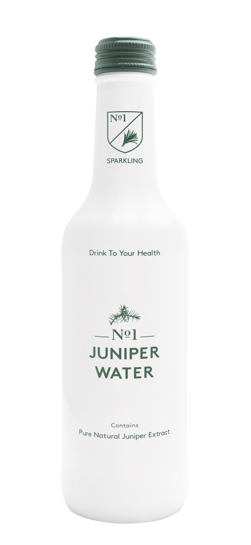 Apa carbogazoasa No1 Botanicals Sparkling  Juniper Water 330ml