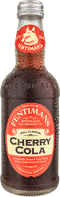 Suc Carbogazos Fentimans Cherry Tree Cola 275ml