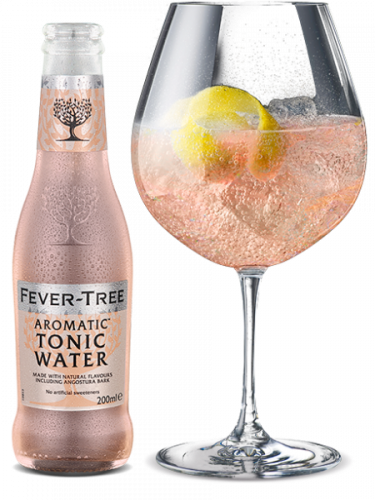 Apa Tonica Fever Tree Aromatic 200ml