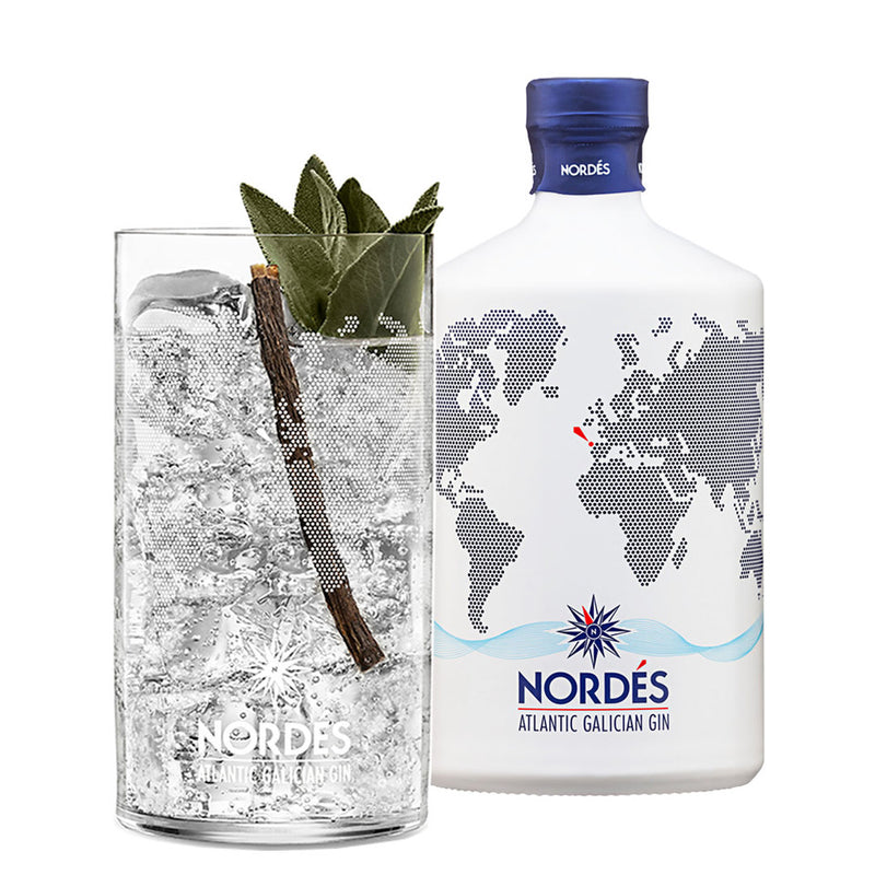 Gin Nordes Atlantic Galician  0.7L