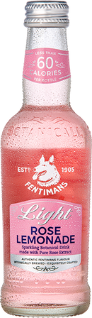 Limonada cu trandafiri Fentimans Light Rose Lemonade 250ml