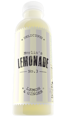 Limonada Merlin`s Lemonade No. 3 Ginger & Lemon 500ml