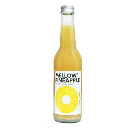 Suc natural Mellow Pinneapple 330ml