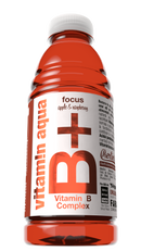 Vitamin Aqua B+ Apple & Raspberry 500ml