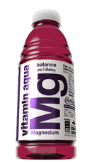 Vitamin Aqua Mg Pear & Blueberry 500ml