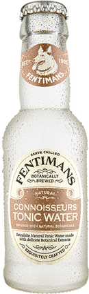 Apa Tonica Fentimans Connoisseurs Tonic Water 125ml