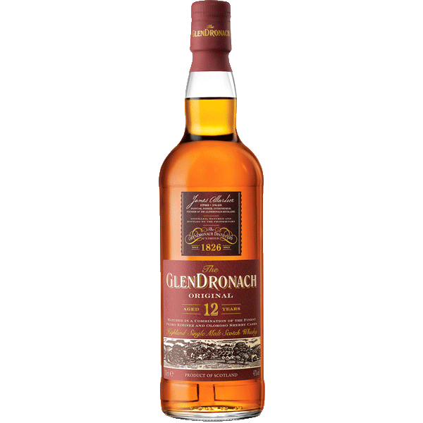 Whisky Glendronach Original 12 yo, 700ml
