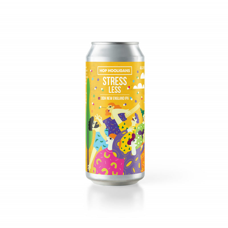 Bere artizanala Hop Hooligans Stress Less 500ml