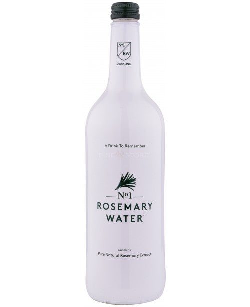 Apa carbogazoasa No1 Botanicals Sparkling Rosemary Water 750ml