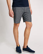 Load image into Gallery viewer, Linen shorts for men in grey