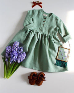 Linen dress Lollipop