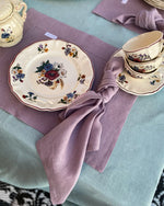 Afbeelding in Gallery-weergave laden, Linen table placemat in lilac