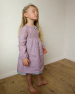 Load image into Gallery viewer, Linen dress Lilac
