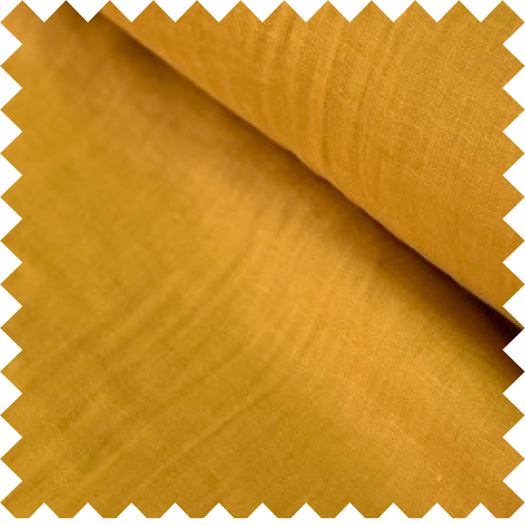 Linen Safran in thick density