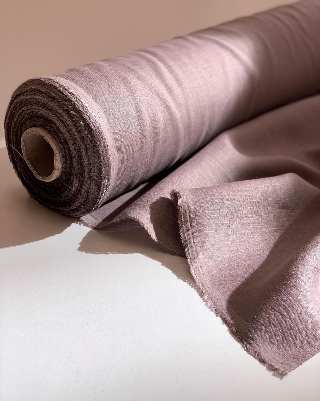 Crushed Linen Taupe