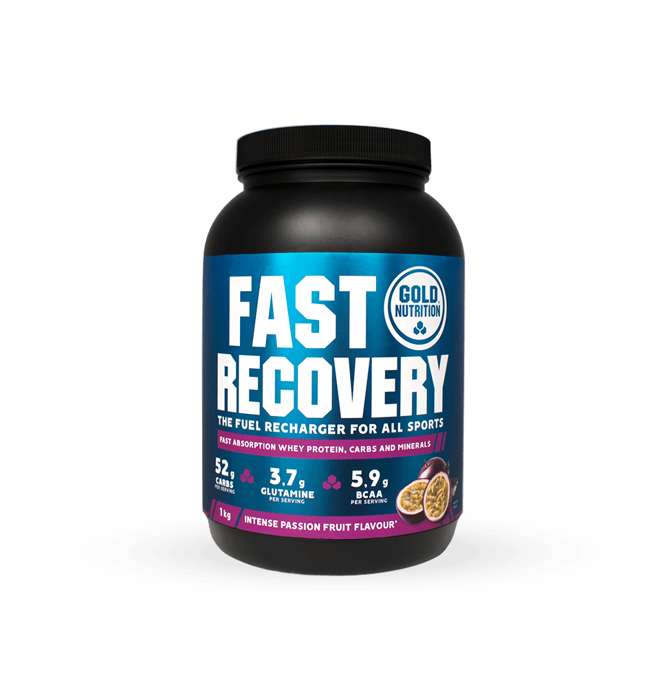 Fast Recovery, Passion fruit (Gold Nutrition)